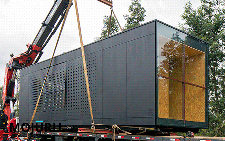 Casa prefabricada Bristol   Mojuru Modular buildings