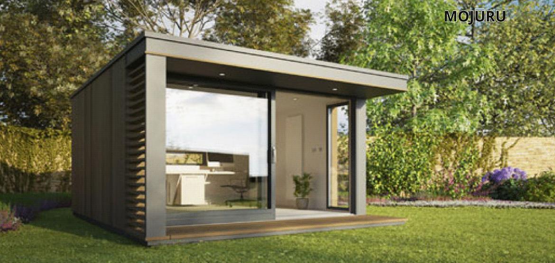 Casa prefabricada modelo sTudio | Mojuru Modular Buildings