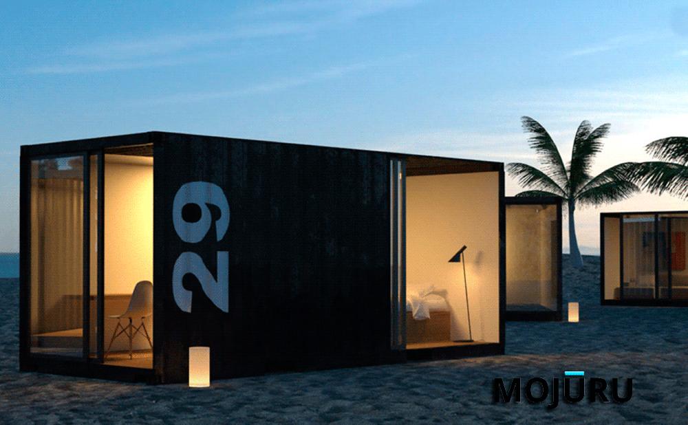 despacho modular sTudio Mojuru modular buildings