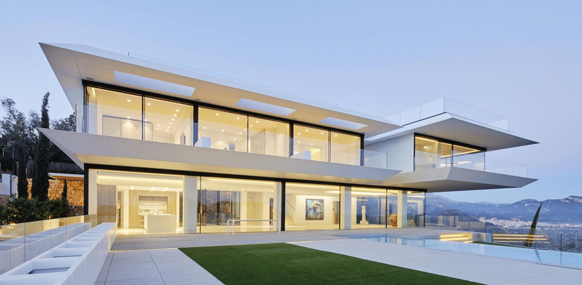 Casas prefabricadas mojuru modular buildings for Las mejores fachadas de las villas