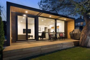 Casa prefabricada Martigny | Mojuru Modular buildings