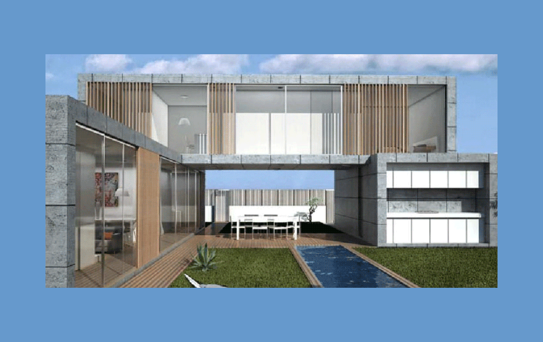 Casa prefabricada modelo gent mojuru modular buildings - Casa modular prefabricada ...