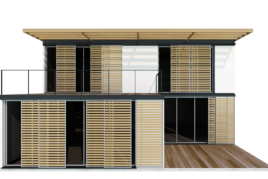 Casa contenedores Romani Mojuru Modular Buildings