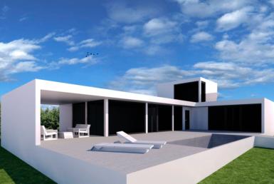 Casa con contenedores modelo Metz Mojuru Modular Buildings