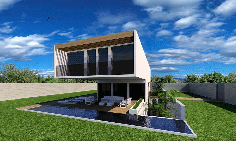 Casa prefabricada modelo Marbesa mini | Mojuru