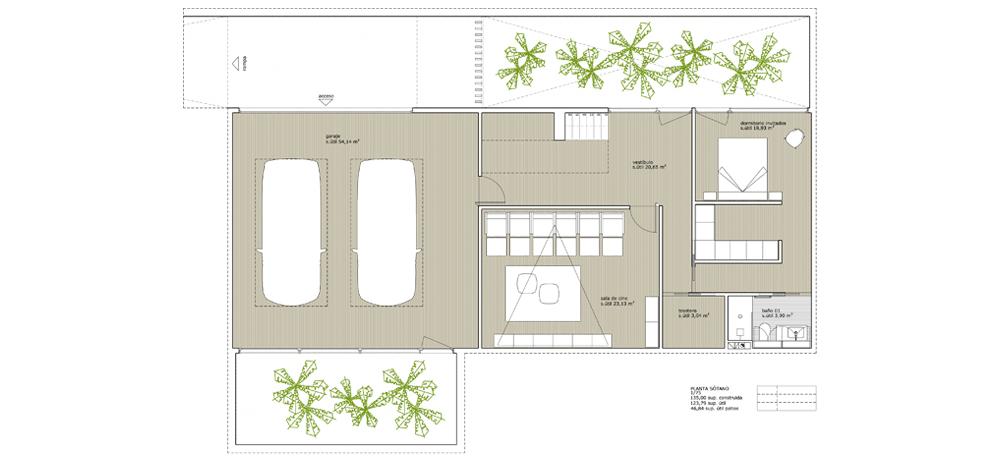 Casa prefabricada modelo marbesa mini mojuru modular for Modelos de mini apartamentos