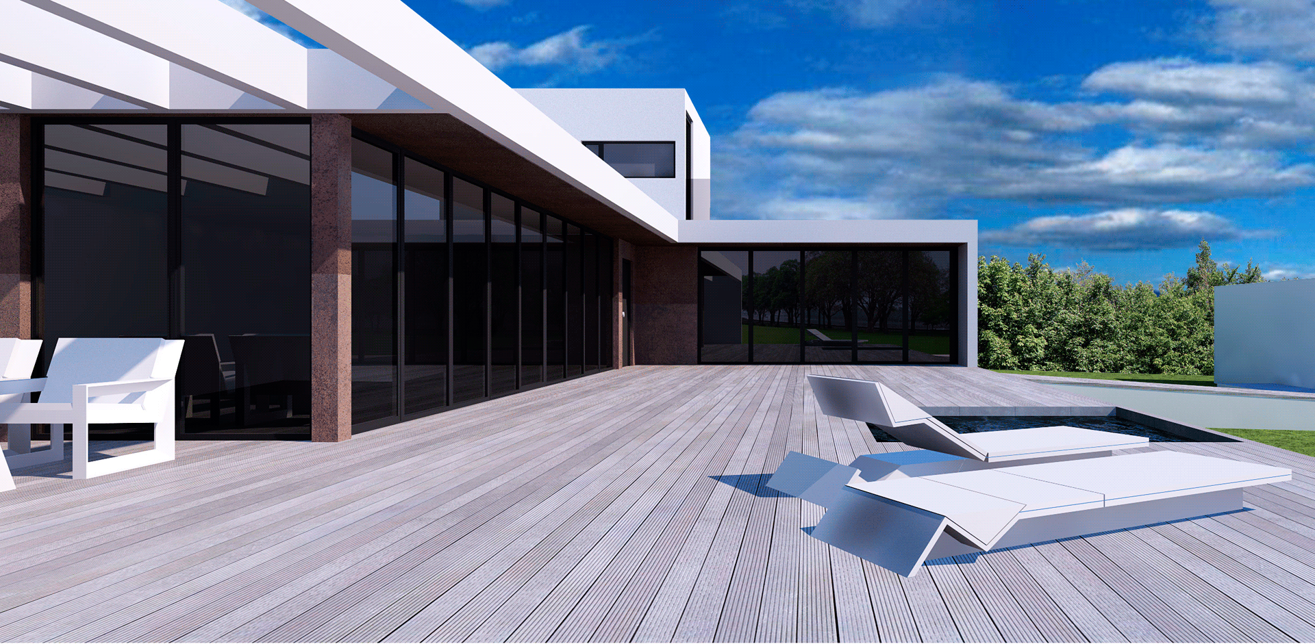 Casas con contenedores mojuru modular buildings - Contenedores casas prefabricadas ...