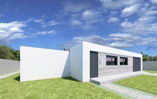 Casa Container Modelo Faro