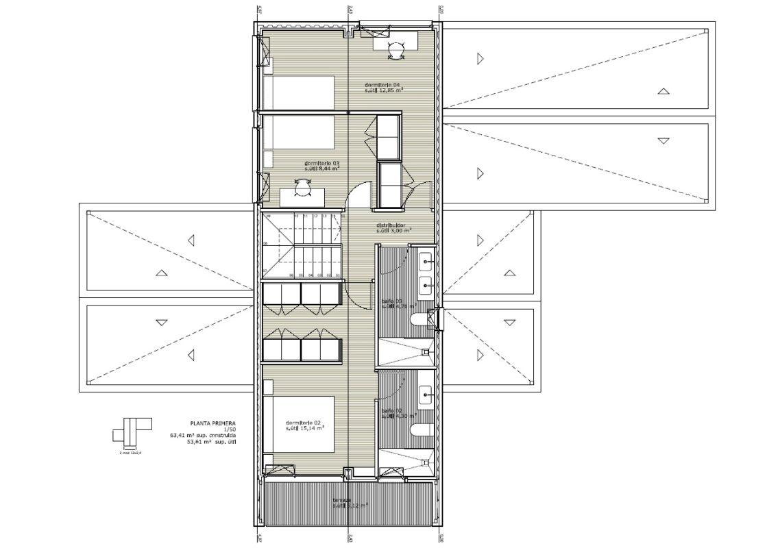Plano Modelo Verona P1